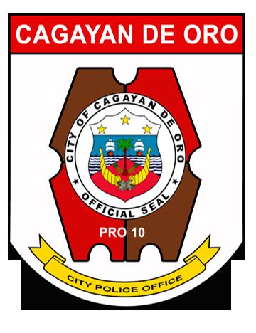 Cagayan de Oro City Police Office Official Logo